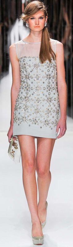 Jenny Packham Spring Summer 2013 Ready To Wear Dresses
