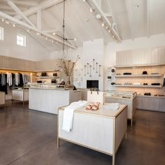 Don't miss Jenni Kayne's Montecito outpost when visiting Santa Barbara. Both a lifestyle store and clothing boutique, it boasts a crop of the designer's luxe knits, classic cuts and cool accessories.