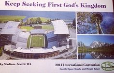 World Wide District Convention Of Jehovah's Witnesses