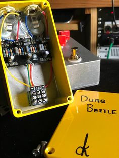 My Finished Builds Part 2 Diy Guitar Pedal, Guitar Pedals, Cords, Beetle, Community, Play, Building, Log Projects, Games