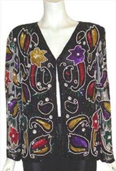 Avalon 80s Vintage Jacket
