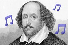 In honor of the 400th anniversary of Shakespeare's death, CelebMix lists the six greatest popular lyrics that are sung in iambic pentameter!