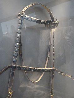 Silver Viking bridle