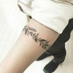 Nature inspires us all. #tattoo #tatt #smalltattoo #smalltatt #minitatts…