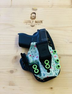 Excited to share this item from my #etsy shop: Fits Glock 43 and 43X Cactus Print Hybrid Matchpoint Flexible Backer iwb aiwb Holster Custom USA Made RoyaliteHG Custom Holsters, Cactus Print, Flexibility, Kydex, Pew Pew, Everyday Carry, Buick, Fitness, Guns