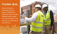 Careers   Turner Construction Company