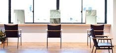 【大阪市 美容室 Three 様】 大阪市・北浜の美容院「Three」様へ、「yu-iron chair」×4脚を納品させていただきました。 #美容室の椅子 #おしゃれな椅子 #アイアンチェア #京都 #日本製  #chair #furniture #japan #kyoto #北欧インテリア #おしゃれなインテリア #おしゃれなチェア #おしゃれな家具 #つくりのいいもの #アイアン椅子 #美容院の椅子 #アイアン家具 #カットサロン家具  #北浜Three Conference Room, Dining Chairs, Table, Furniture, Flower, Home Decor, Dining Chair, Meeting Rooms, Interior Design