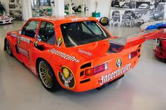 Classic Motorsport Erikwestrallying Bmw Race Car Group