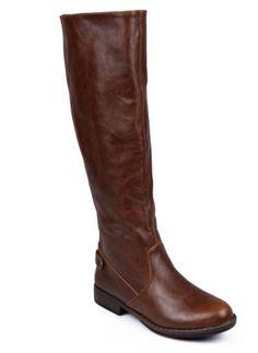 Women high knee riding boots ( jcpennys)