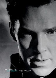 I am better...yes, yes you are! Benedict Cumberbatch! plus, raising brain cancer awareness