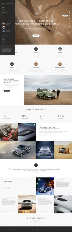 Expedition Creative PSD Template #psd #business #flexible • Download ➝ https://themeforest.net/item/expedition-creative-psd-template/10657691?ref=pxcr