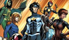 Marvel Working on Superhero Comedy Series New Warriors. Squirrel Girl is about to appear as one of the star characters in a series being…