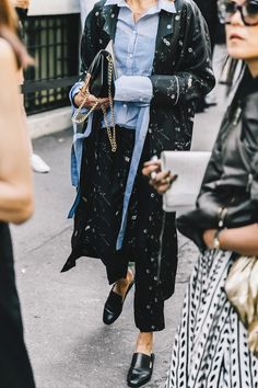Street Style Milan Fashion Week, September 2017. Fashion Week 2017.