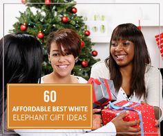 60 Affordable Best White Elephant Gift Ideas via @cooladdict