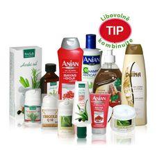 Přírodní kosmetika s Aloe, kosmetika z Goji finclub a oblíbená kosmetika Lander