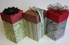 como fazer lembrancinhas com caixa de leite Diy Gift Box, Diy Box, Diy Gifts, Gift Boxes, Creative Box, Creative Gift Wrapping, Good Tutorials, Craft Tutorials, Fabric Storage Boxes