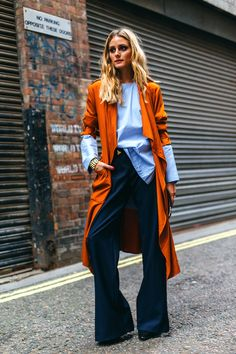 Master Olivia Palermo's Chic Layered Fall Look | Le Fashion | Bloglovin'