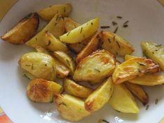 Rosmarinkartoffeln, einfach und schnell