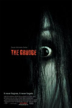 The Grudge Movie Poster - Internet Movie Poster Awards Gallery