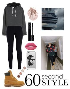 """""""All Dem Views. :)"""" by chocolatelover15 ❤ liked on Polyvore featuring NIKE, Drakes London, Timberland, Casetify, Terre Mère, Lime Crime, Gucci, men's fashion, menswear and DRAKE"""