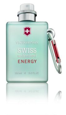 Victorinox Swiss Unlimited Energy Eau de Cologne/150ml