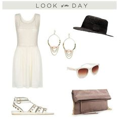 Good mix look of the day