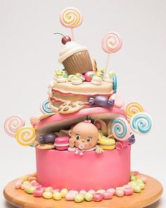 So sweet cake by Suganana via Pinterest: Pick a cake