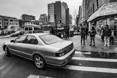 Brooklyn, New York, USA, 2017 #brooklyn #newyork #nyc #street #people #city #usa #america #car #rain