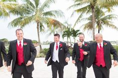 Boys just want to have fun, too! #PGAweddings Brian + Aileen Photo By Thompson Photography Group