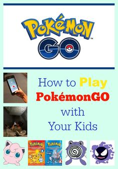 My three kids are playing Pokémon GO. Here's my guide on How to Play #PokémonGO with Your Kids (with our tips and tricks we've figured out so far!) :: PragmaticMom #Pokemon #PokemonGO