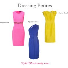 Great Dresses for the Petite Woman!