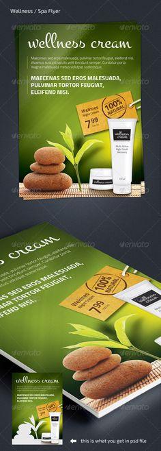 Wellness Spa Brochure  Brochures Spas And Wellness Spa