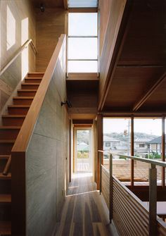 Japanese Wooden Houses designed by Archivi Architects & Associates