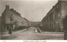 Dufferin Avenue, Bangor, Co Down, Northern Ireland.