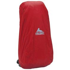Gregory Raincover 80 L  Red ** Click image for more details.