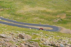 Mount Evans Scenic Byway, Colorado- 10 iconic USA drives. Been here a few times.