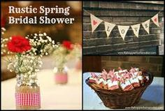 rustic bridal shower decorations - Google Search
