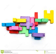 Colorful Puzzle - Download From Over 59 Million High Quality Stock Photos, Images, Vectors. Sign up for FREE today. Image: 8011666