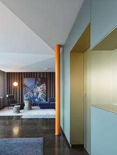 House Benz, Stuttgart, 2015 - Ippolito Fleitz Group - Identity Architects