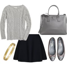 """""""Simple Outfit"""" by stepkasia on Polyvore"""