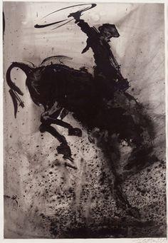 Richard Hambleton, 'Horse and Rider,' , ACA Galleries