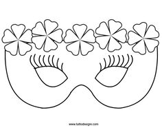maschera-fiori