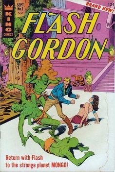 Twentieth Century Fox ya trabaja en una nueva película de Flash Gordon.