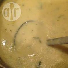 Kartoffel-Lauchcremesuppe @ de.allrecipes.com