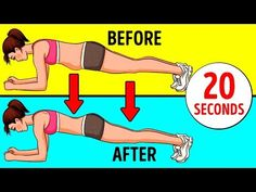 4-Minute Home Workout to Lose Belly Fat - YouTube