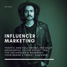 GryNow focuses on promoting the brand's message through social media influencers and assuring them a boost in the exposure to target audience with the maximum ROI for their investment.