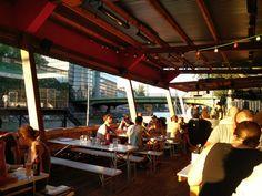 It's all about the Meat, Baby Burger am Donaukanal Wien - summerfun
