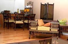 Wooden Furniture Trends you must copy at your home! shapesandedges-wooden-furniture.blogspot.in