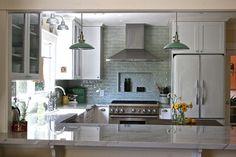 Farmhouse Kitchen - farmhouse - kitchen - san francisco - Fiorella Design