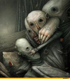 gloom82,красивые картинки,art,арт,Мрачные картинки